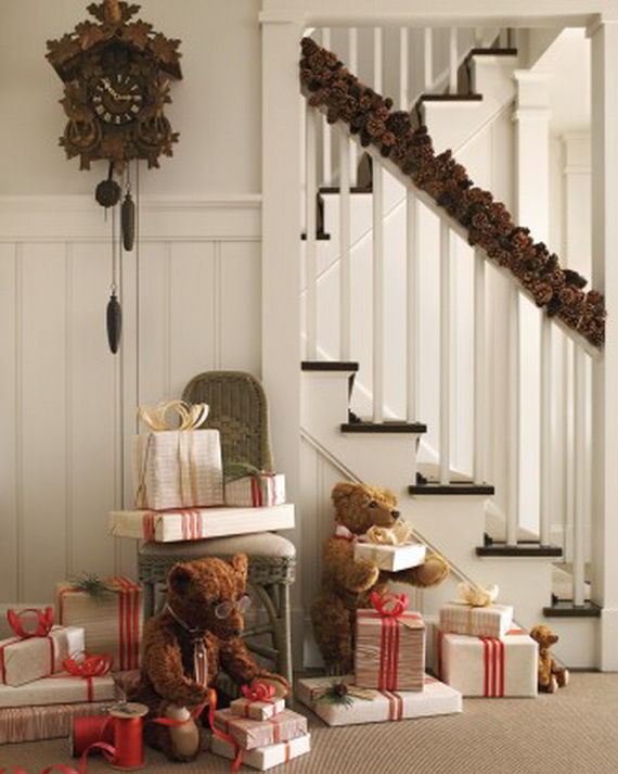 50 Beautiful Christmas Home Decoration Ideas From Martha Stewart & Christmas Home Decorating Ideas Martha Stewart | Decoration For Home