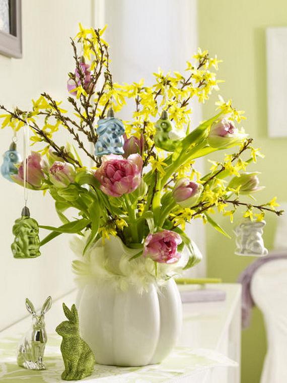 50 Elegant Easter Decor Ideas For An Unforgettable