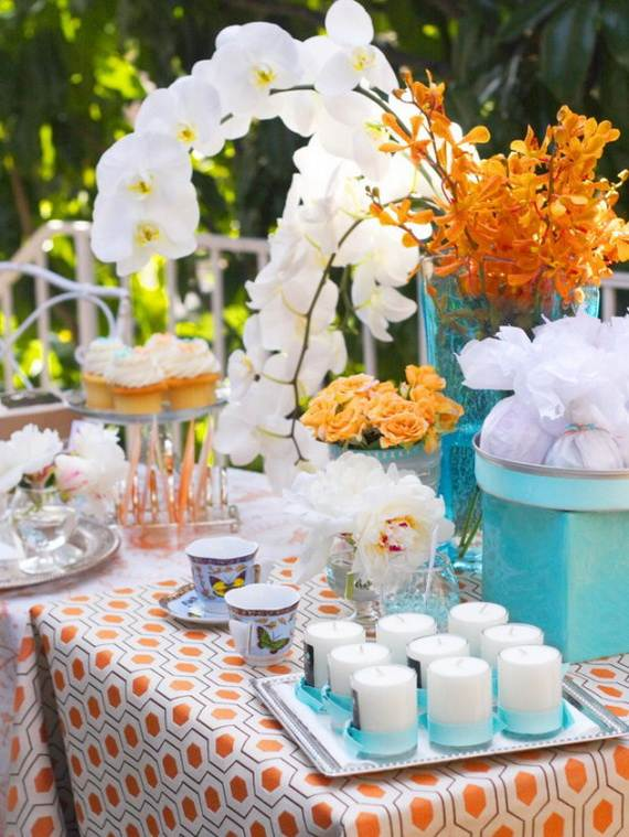 Roses Table Centepiece Ideas Colorful Outdoor Lights