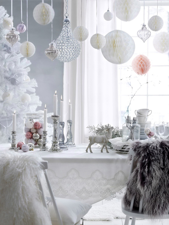 A Little More Festive Scandinavian Christmas Decor Part