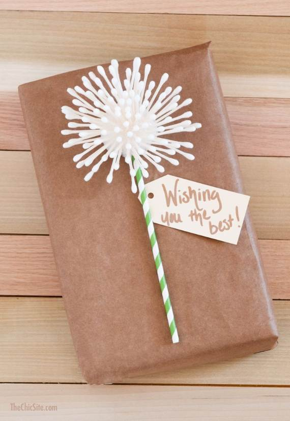 45 Creative Gift Decoration Wrapping Ideas Family Guide To Family Holidays On The