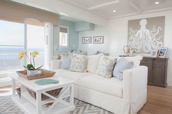 Chic Beach House Interior Design Ideas By Photographer