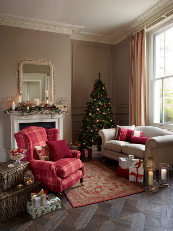 Cozy Christmas And New Year From Laura Ashley Family