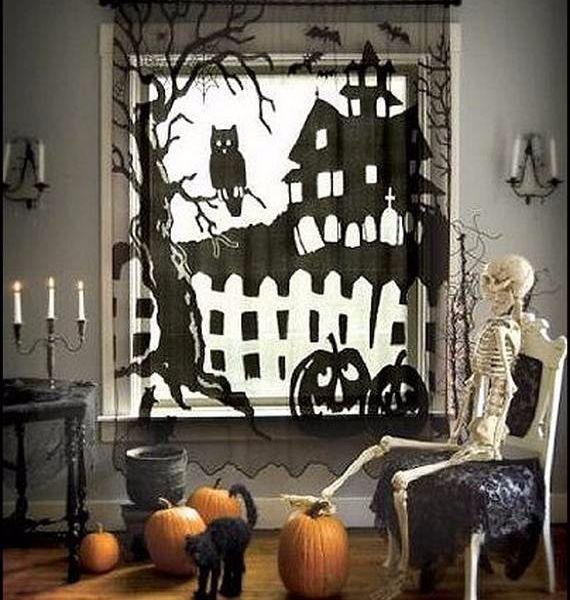 30 Spooky Bedroom Dcor Ideas With Subtle Halloween