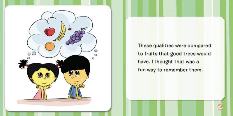 BTFLM - Different Kinds of Fruit - 2