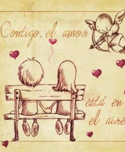 Cupid(Contigo, el amor est
