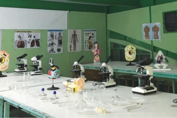 11 (Bio lab Room)
