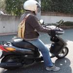 原付きバイク・スクーターのタイヤパンクを自分で修理した方法と費用