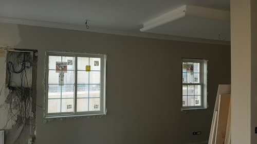 dining area windows