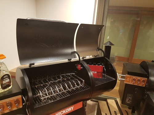 Working Traeger Smokers