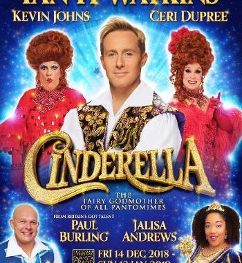 Cinderella in Swansea