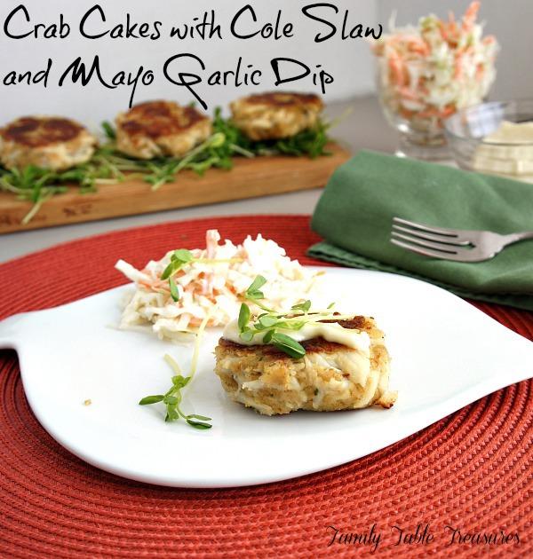 {Four Seasons} Crab Cakes