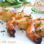 Grilled Shrimp {Scampi}