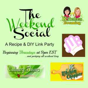 The Weekend Social Link Party & Bloghop