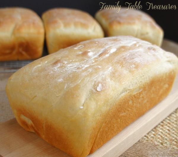 {Memiere's} Homemade Bread