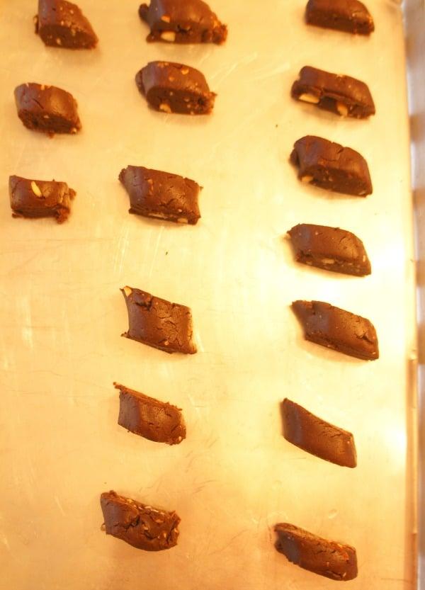 Chocolate Pizzettes