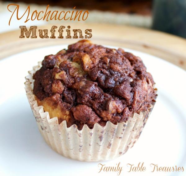 Mochaccino Muffins