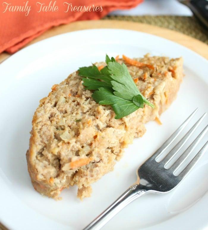 Easy Turkey Meatloaf