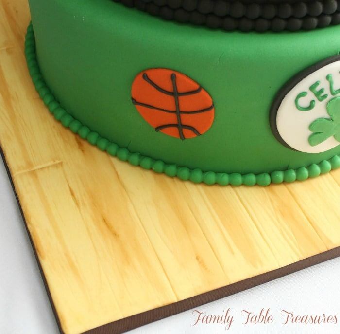 Sports Themed Cake