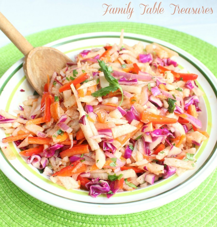 Jicama Slaw Recipe