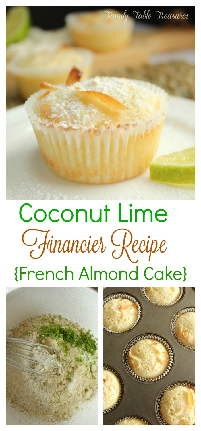 Financier Recipe