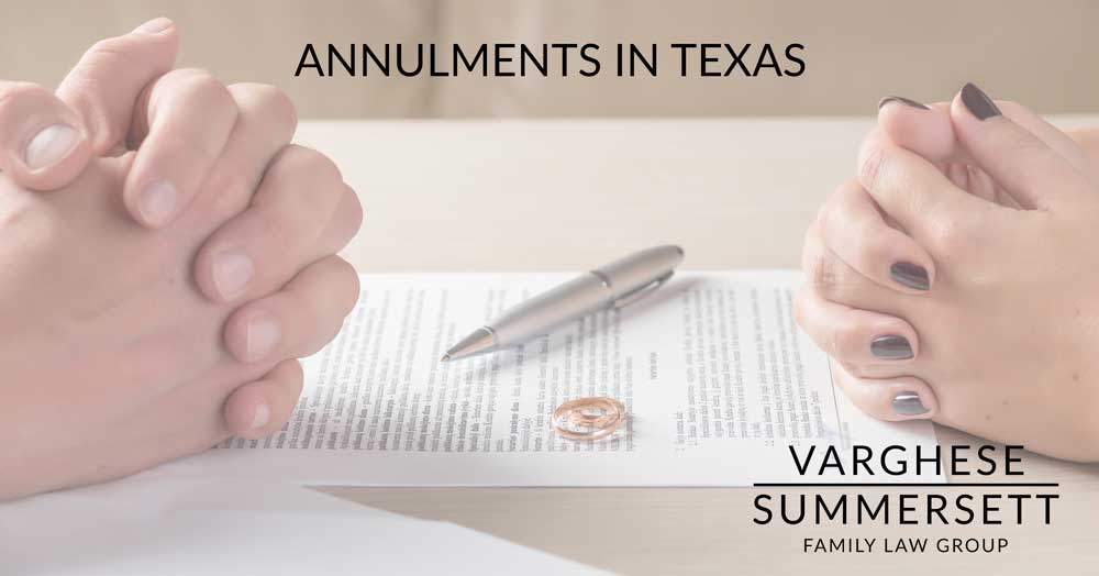 Time Frame For Annulment In Texas   Framess.co