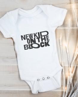 NKOTB Baby Grow