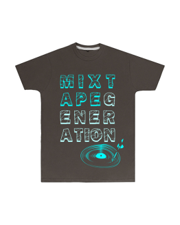 Mixtapge Generation Vinyl Text