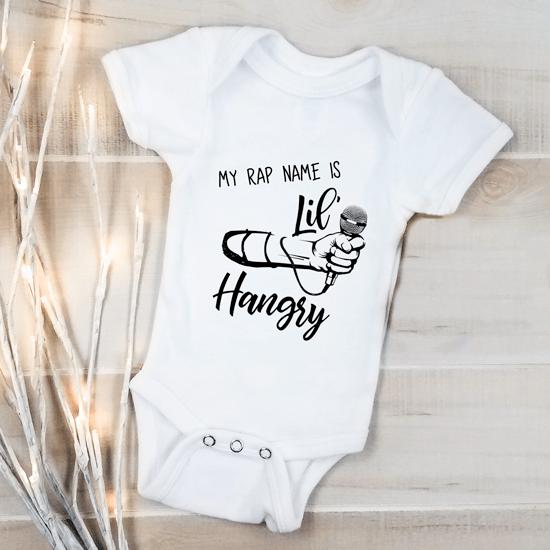 Lil Hangry Baby Grow