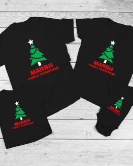 Christmas Tree Family Bundle