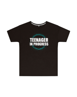 Teenager In Progress T Shirt