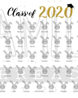 Abeona Leavers Class 2020