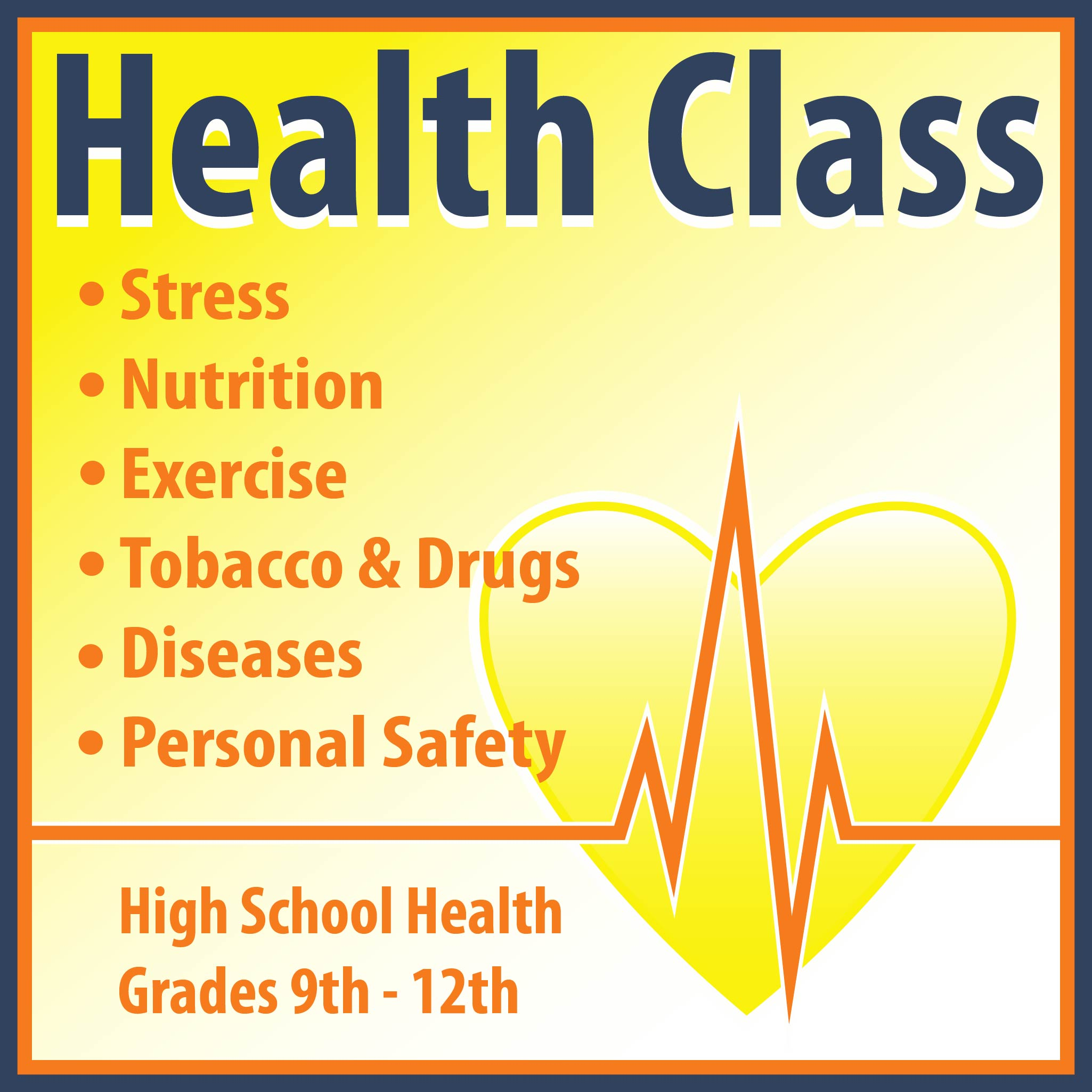 High School Health I Amp Ii