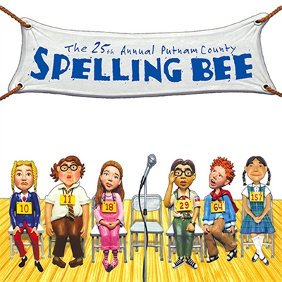 The 25th Annual Putnam County Spelling Bee by Summer Place Theatre