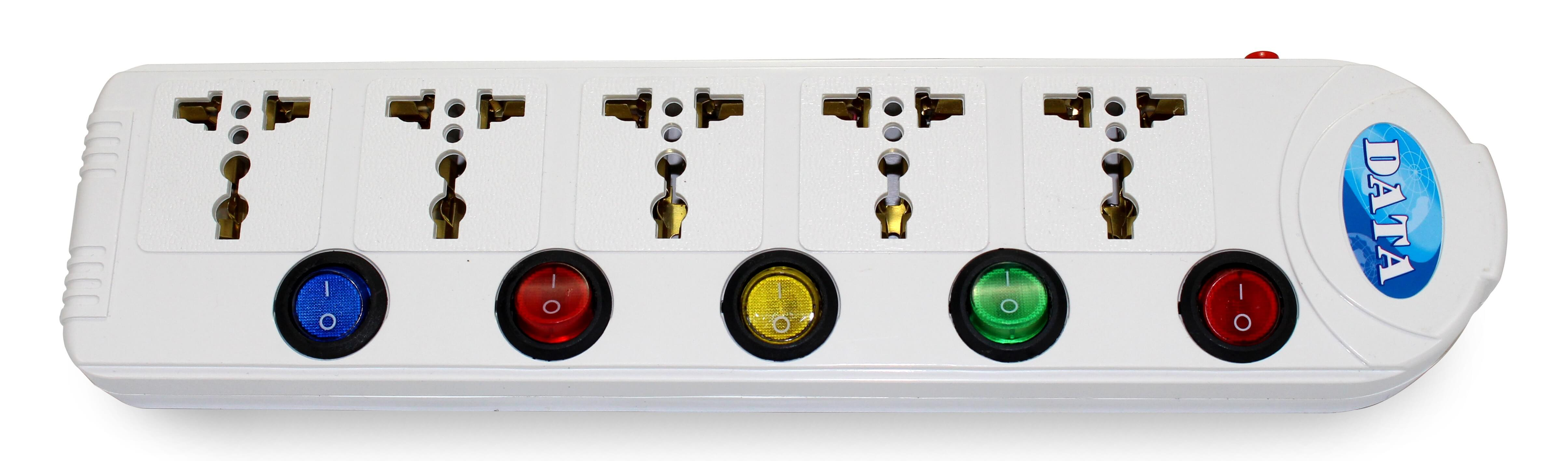 universal plug powerboard - essential for family travellers in the Middle East where there are multiple socket types | #traveltips #middleeast