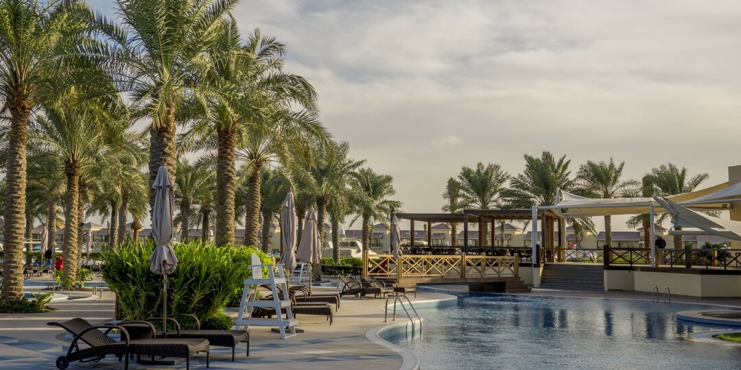 Bahrain Beach Club | Middle East Destinations for Families