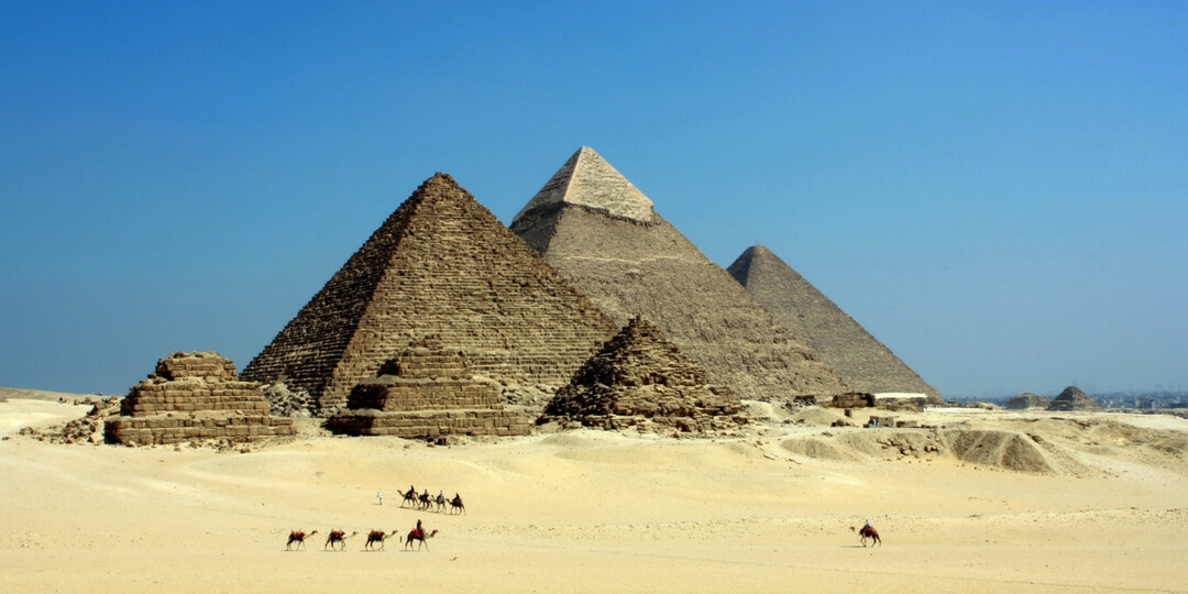 Pyramids of Gize Egypt | Important facts guide for families visiting Egyot and the Middle East