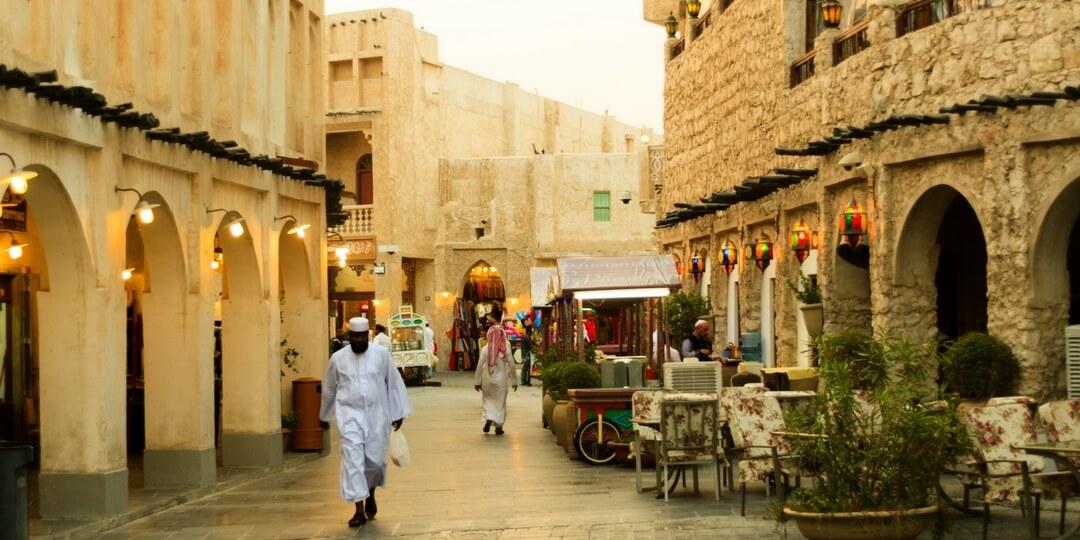 Qatar Souk Waqif