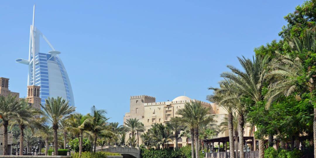 Burj al Arab Dubai | Family Travel in the Middle East