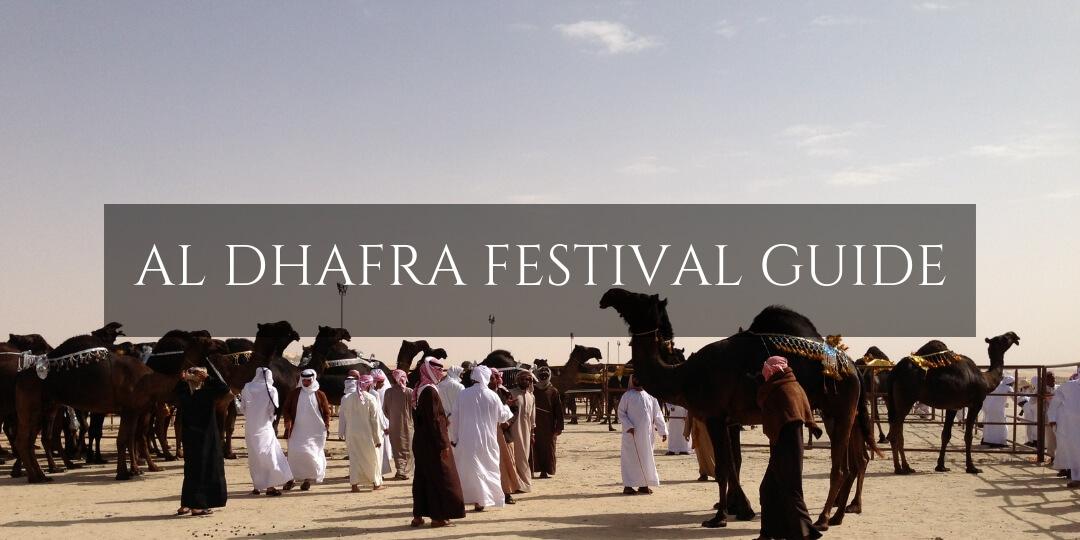 A guide to the Al Dharfa Festival held in Western Region Abu Dhabi