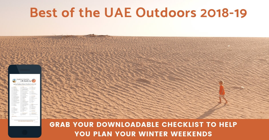 Best of the UAE Outdoors 2018-19