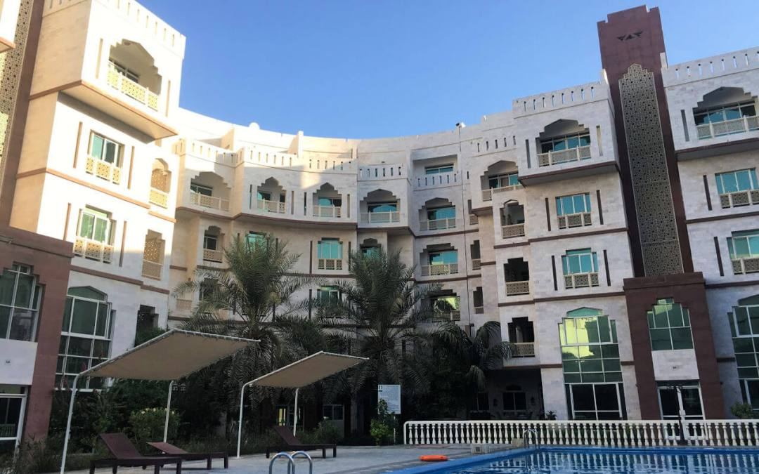 Muscat serviced apartments