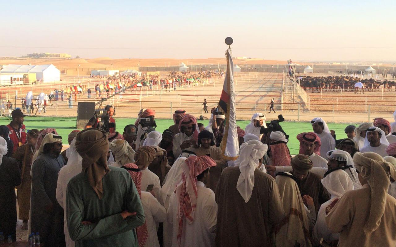 Prize Ceremony Al Dhafra Festival
