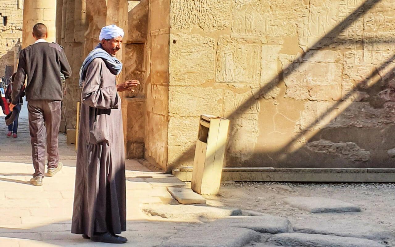 Karnak Temple Baksheesh