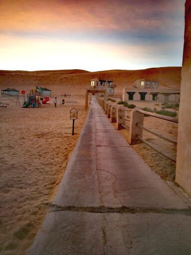 1000 Nights Camp in Wahiba Sand Oman
