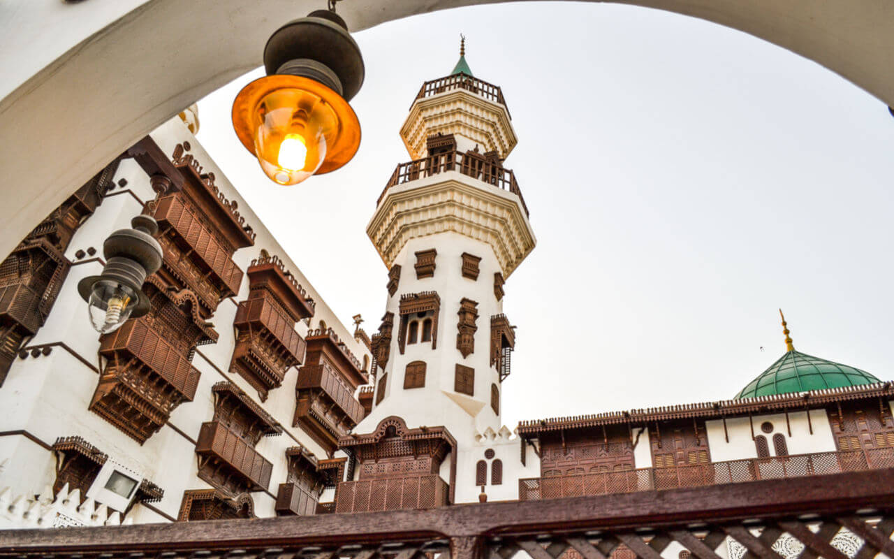 Historic Jeddah Saudi Arabia