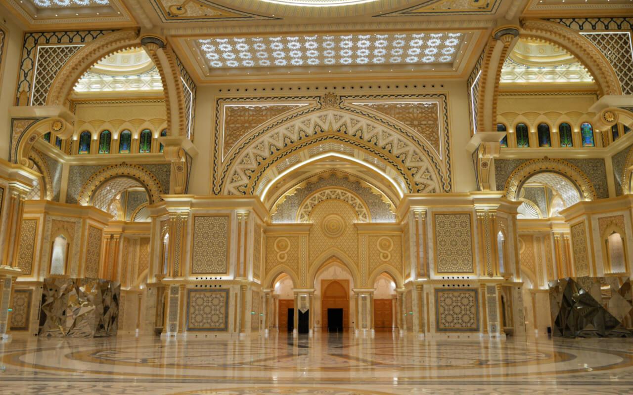 Qasr Al Watan The Great Hall