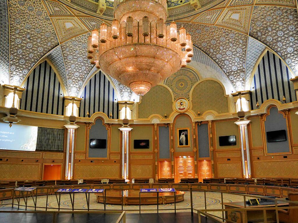 Qasr Al Watan Spirit of Collaboration