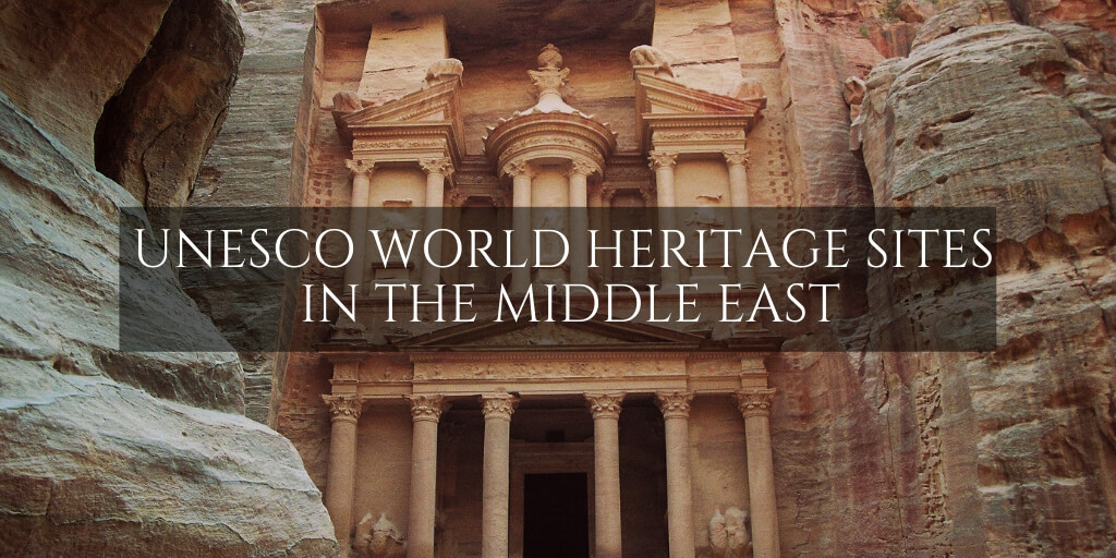 UNESCO World Heritage Sites in the Middle East 02