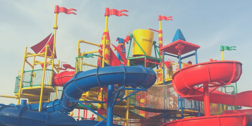 How to handle Legoland & Dubai Parks and Resorts in the heat